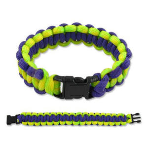 Paracord is kind of cord lanyard but durable than that.