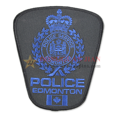 police service patches