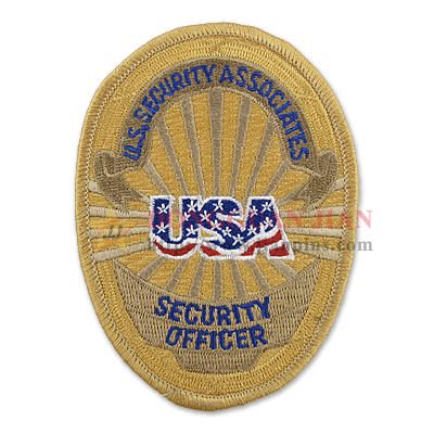 security officer patches