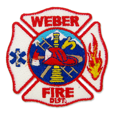 Exquisite Firefighter Patches