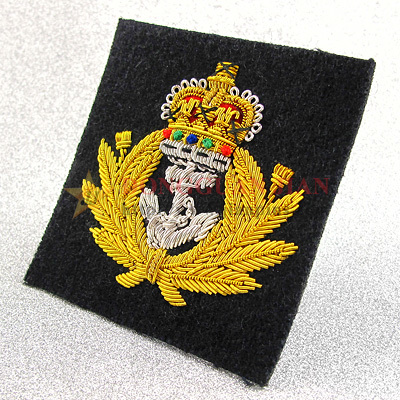 Pakistan Embroidered Patches