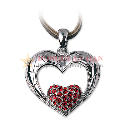 Heart Shaped Pendants