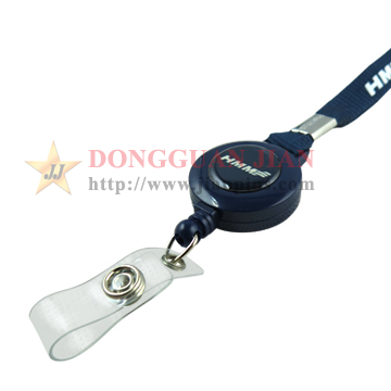badge reel lanyard wholesale