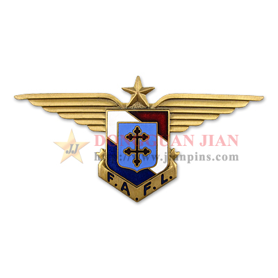 Air Force Military Badges
