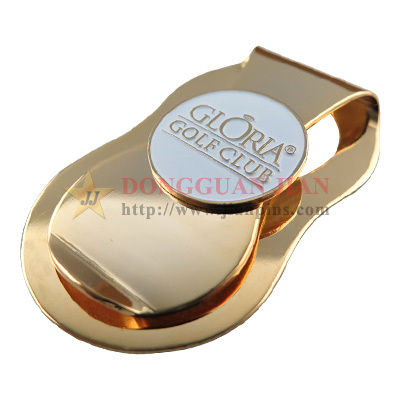 Personalized Club Money Clip