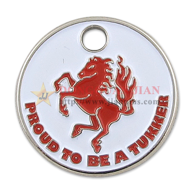 Animal Logo Caddy Coin