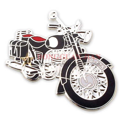 Motorcycle Hard Enamel Pins