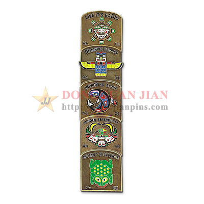 Jigsaw Puzzle Pins