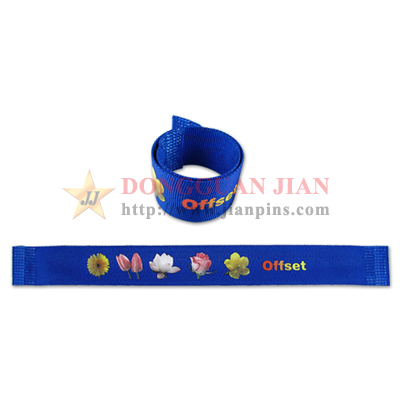 Printed Personalized Bracelets