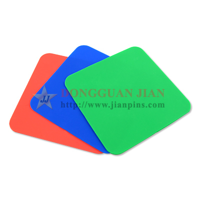 Coasters da tabela do silicone