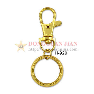 Metal Accessories Keychain