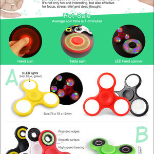 fidget hand spinner Toys Wholesale