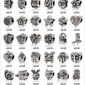 Pour créer vos propres Bracelets Bangle populaires avec des charmes