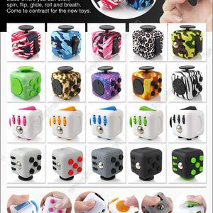 Fidget cube factory haute qualité et bas prix