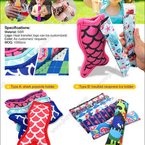 Hot-sale neoprene Popsicle sleeves wholesaler from China