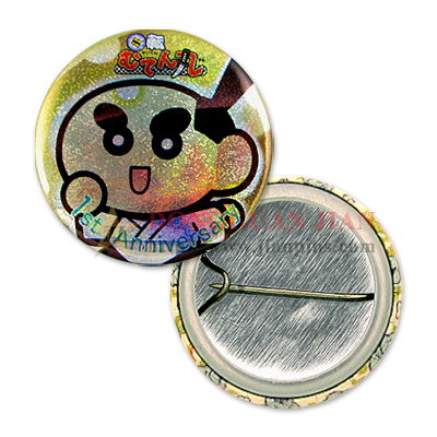 Button Badges, Tin Badges