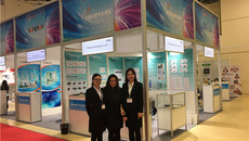 Fiberpark has attended the 29th Sviaz at Moscow show passive products.