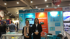 Fiberpark has attended the 42th exhibition of OFC at San Diego
