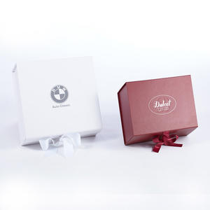 China custom gift boxes supplier