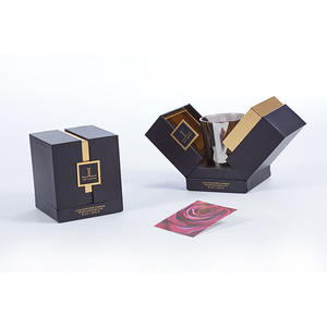 Candle Box designing, printing and packaging, we provide one stop solution for you.