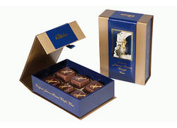 Paperboard Side Collapsible  Chocolate Box