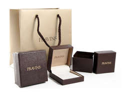 Jewelry Packaging Magnet hinged box