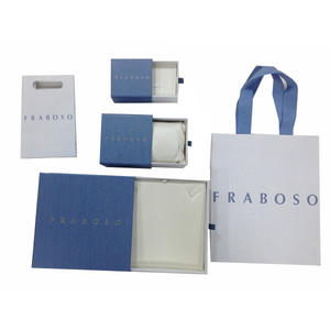 Paper boxes, bags, hang tags