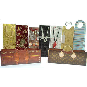 China Luxury Paper bags supplier