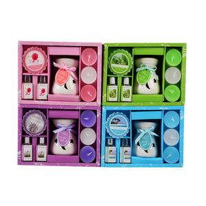 China Fragrance gift box manufacturer