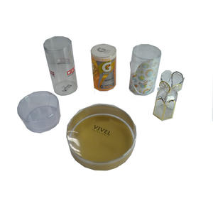 custom clear PET box, clear PET box manufacturer