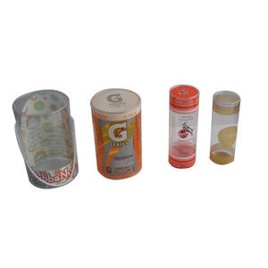 China Printed PET Tube box supplier
