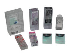 transparent box supplier