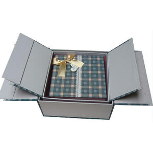 China bookstyle box supplier