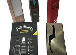 Paperboard Wine and Spirits Box for Packing