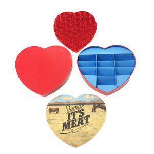 heart shape, chocolate gift boxes , chocolate packing