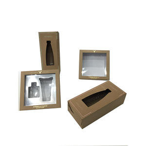 Kraft paper box,Set up box