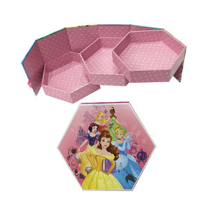 China Crafts & toys gift box supplier, customized disney gift box and crafts packing
