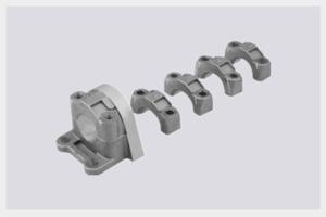 Al-Si alloy,hypereutectic Aluminum auto parts,AlSi Bearing brackets