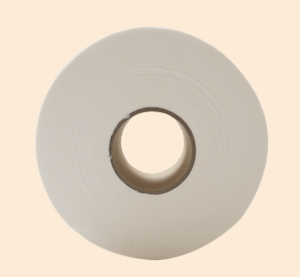 HIgh grade wood pulp sheet cut 2 ply individual packing toilet paper roll