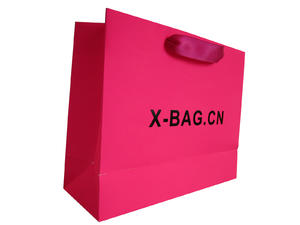 original designed fluorescence color paper bag