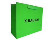 fluorescence color paper bag