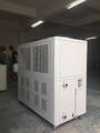 28000Btu/H industrial air to water cooling chiller system for die casting machines