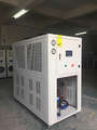 air to water industrial chiller for Coating compound machine