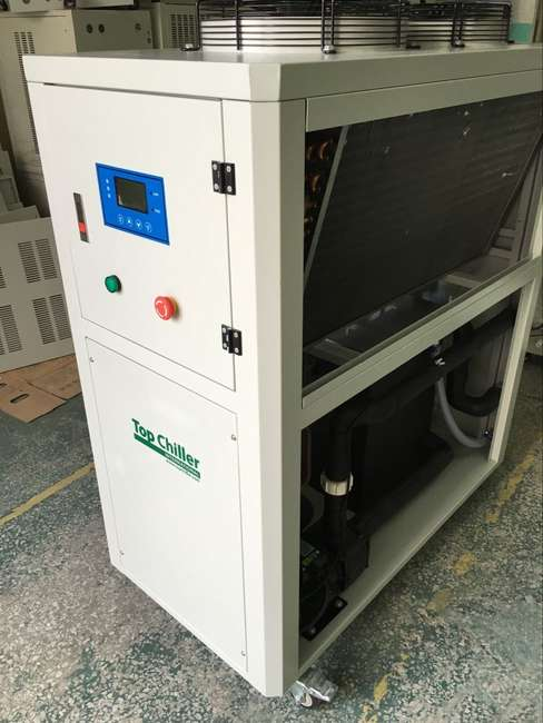 compressed air chiller