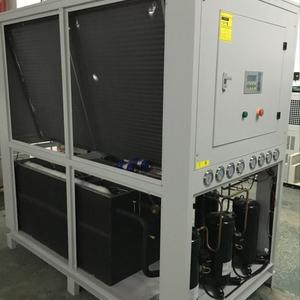 38KW-49KW air cooled chillers for spraying equipment