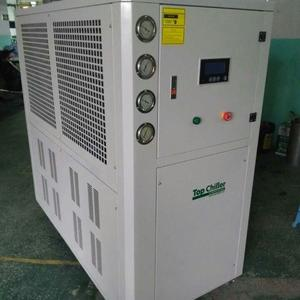 Grinding Machine powder coater air cooled chiller