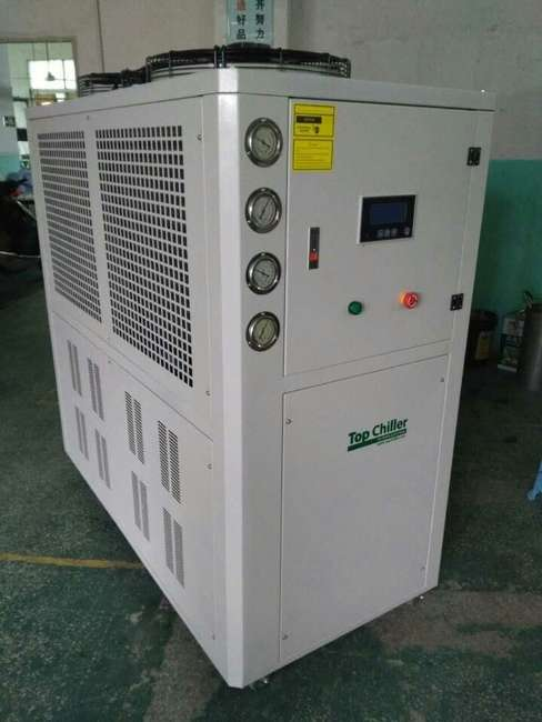 multi-circuit air cooled chiller