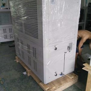 56kw air cooled chiller anodizing and electroplat process