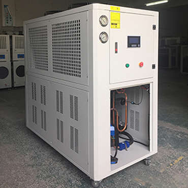Air Cooled Portable Chillers