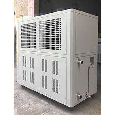 air cooled central chiller